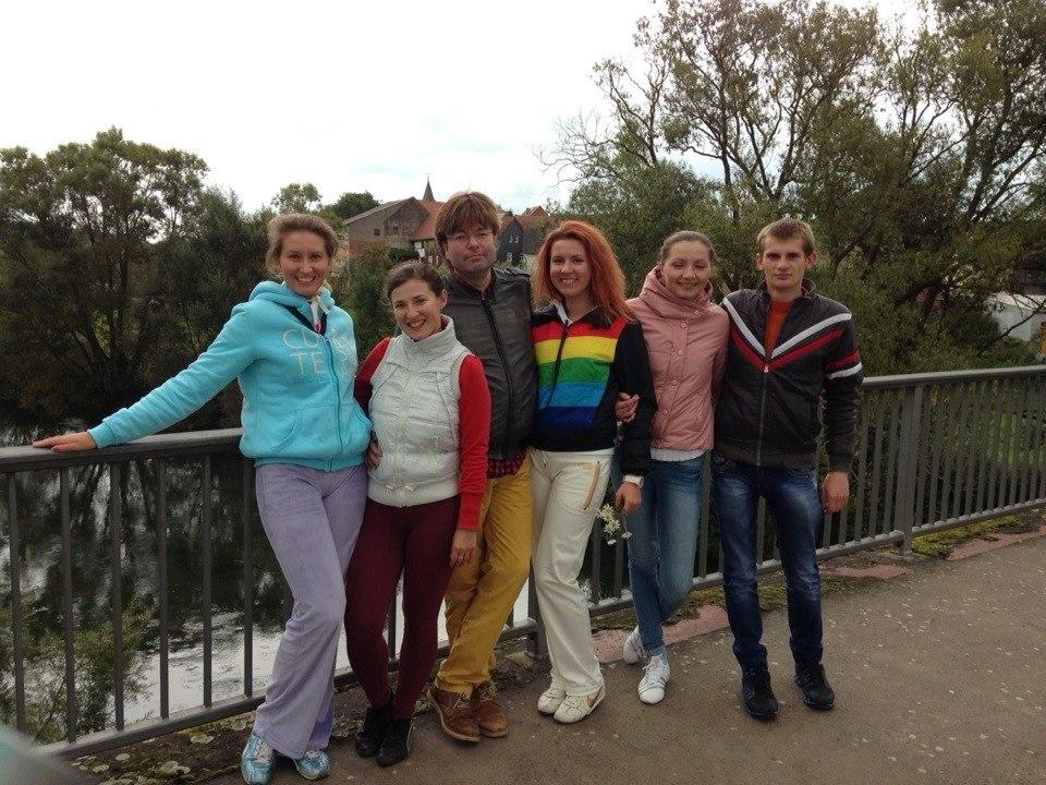 Стартует новый волонтерский проект в Марбурге с 12.01.2014-24.01.2014!Спешите зарегистрироваться!