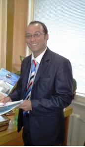 Мартин Ройтер, главный координатор Немецкого центра