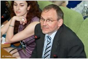 Йоахим Шольц, Европейская туристическая комиссия. Пресс-центр Харьковского городского совета.
