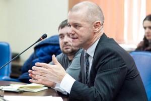 г-н Маттиас Кох, заместитель Генерального Консула ФРГ в г. Донецк